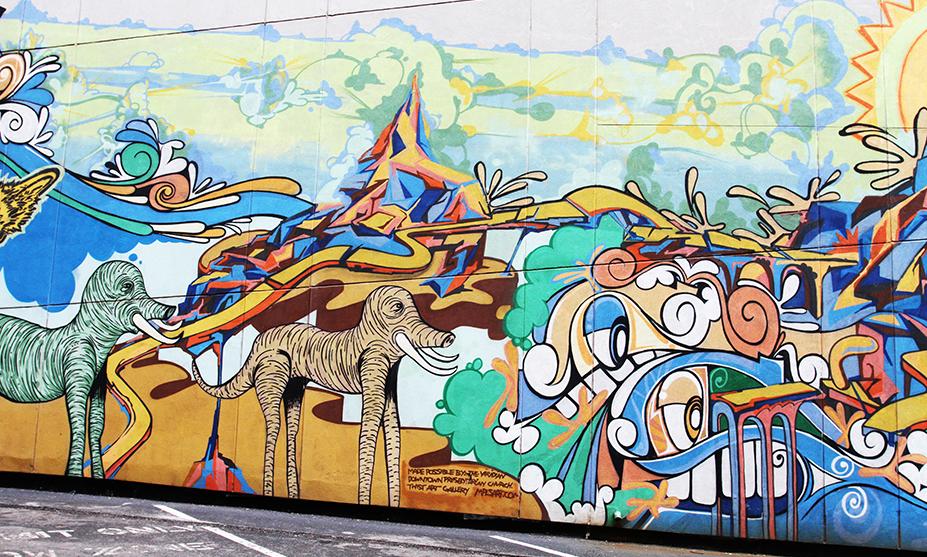 Nashville Murals & Where to Find Them