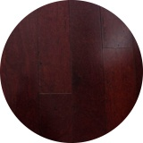 Dark Sangria Hardwood Flooring